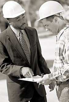 picture of a safety consultant